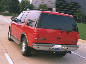 2001 Ford Expedition Exterior