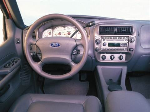 2001 ford explorer sport trac Interior
