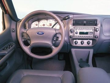 2001 Ford Explorer Sport Trac Pricing Ratings Reviews Kelley Blue Book
