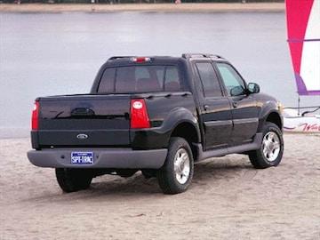 2001 Ford Explorer Sport Trac Exterior