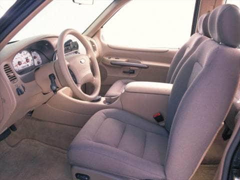 2001 Ford Explorer Sport Interior ...