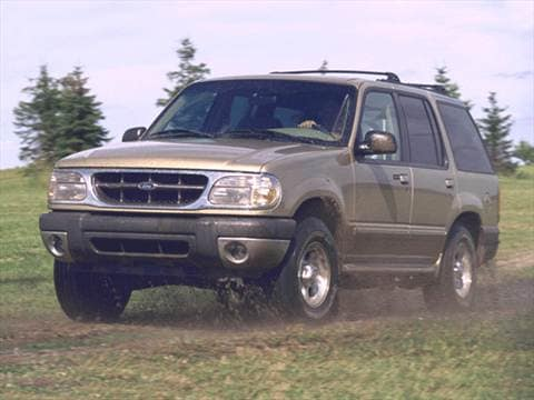 2001 Ford Explorer Pricing Ratings Reviews Kelley Blue Book
