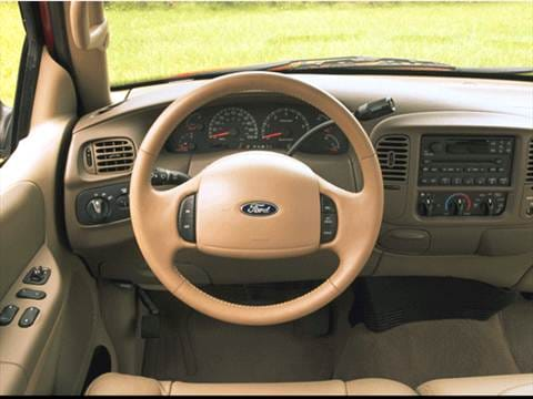 2001 ford f150 super cab Interior