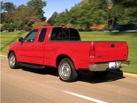 2001 ford f150 super cab Exterior