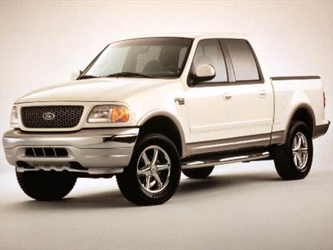 2001 ford f150 supercrew cab | pricing, ratings & reviews