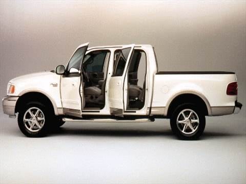 2001 ford f150 supercrew cab Exterior