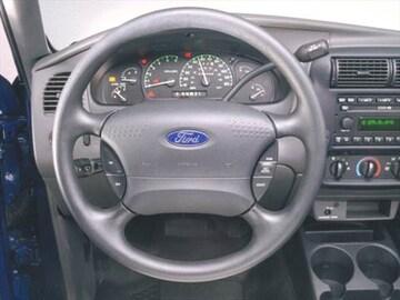 2001 ford ranger xlt 4x4 mpg