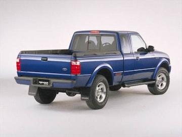 Ford Ranger Super Cab Kelley Blue Book - 2001 ranger