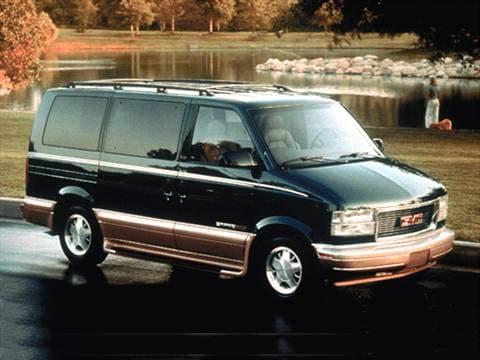 2001 gmc safari passenger pricing ratings reviews. Black Bedroom Furniture Sets. Home Design Ideas