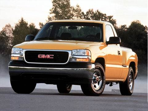 2001 gmc sierra 2500 hd regular cab Exterior