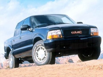 2001 gmc sonoma crew cab pricing ratings reviews kelley blue book. Black Bedroom Furniture Sets. Home Design Ideas