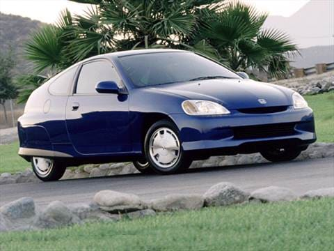 2001 Honda Insight Hybrid Hatchback 2D  photo