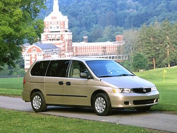 honda odyssey pricing ratings reviews kelley blue book