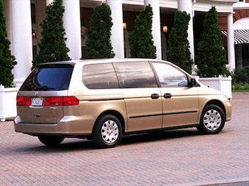 2001 honda odyssey pricing ratings reviews kelley blue book. Black Bedroom Furniture Sets. Home Design Ideas