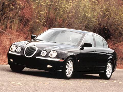 2001 Jaguar S Type