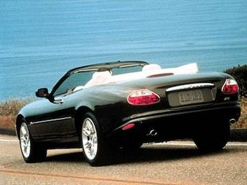 2001 Jaguar Xk Exterior