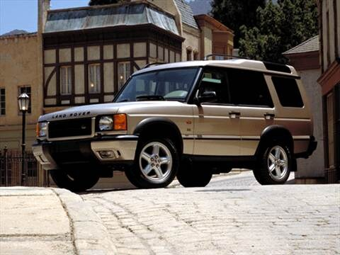 2001 land rover discovery series ii Exterior