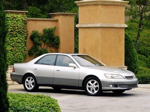 2001 Lexus ES | Pricing, Ratings & Reviews | Kelley Blue Book