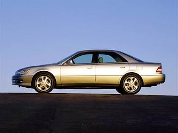 2001 Lexus Es Pricing Ratings Reviews Kelley Blue Book