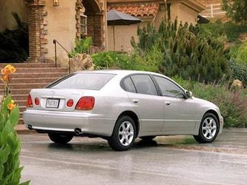 2001 Lexus GS | Pricing, Ratings & Reviews | Kelley Blue Book