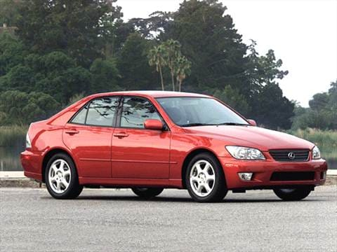 2001 lexus is Exterior
