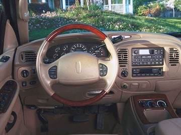 2001 Lincoln Navigator Pricing Ratings Reviews Kelley Blue Book