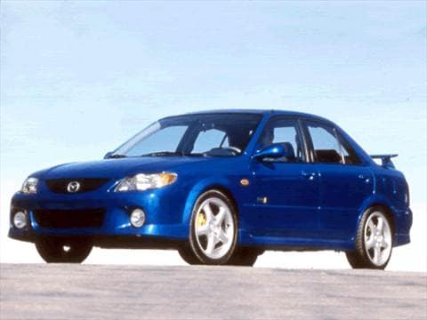 Mazda 2001 models