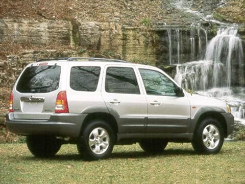 2001 Mazda Tribute Pricing Ratings Amp Reviews Kelley Blue Book