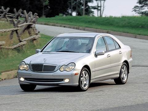 2001 Mercedes Benz C Class Pricing Ratings Amp Reviews