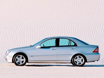 2001 Mercedes-Benz C-Class   Pricing, Ratings & Reviews ...