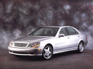 2001 mercedes benz s class pricing ratings reviews kelley blue book. Black Bedroom Furniture Sets. Home Design Ideas