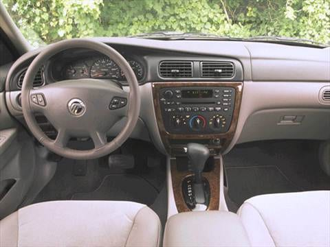 2001 mercury sable Interior