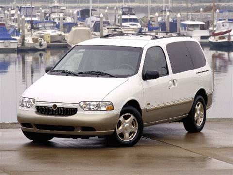 ford villager 2001