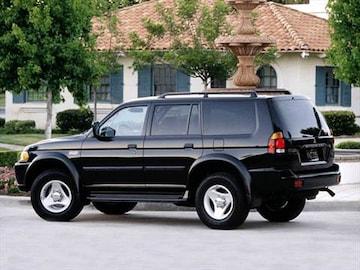 2001 Mitsubishi Montero Sport | Pricing, Ratings & Reviews | Kelley