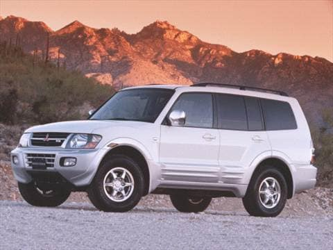2001 mitsubishi montero limited reviews