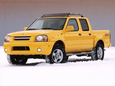 2001 Nissan Frontier Crew Cab Supercharged  photo