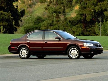 2001 nissan maxima pricing ratings reviews kelley. Black Bedroom Furniture Sets. Home Design Ideas