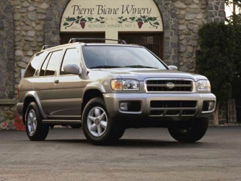 2001 nissan pathfinder pricing ratings reviews. Black Bedroom Furniture Sets. Home Design Ideas