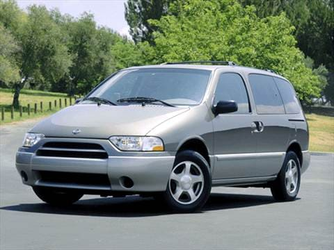 2001 Nissan Quest GXE Minivan  photo
