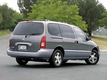 2001 Nissan Quest Exterior