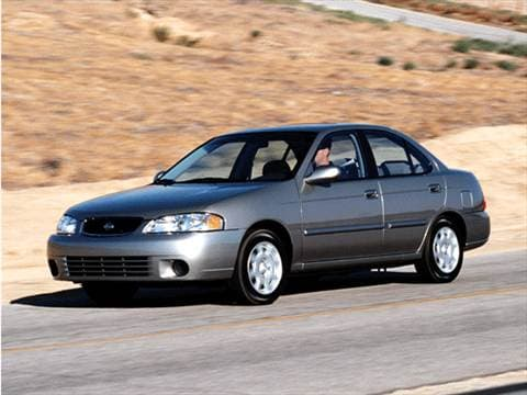 2001 Nissan Sentra XE Sedan 4D  photo