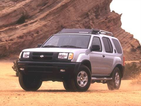 2001 Nissan Xterra | Pricing, Ratings & Reviews | Kelley Blue Book