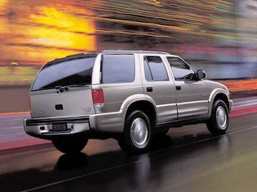 2001 oldsmobile bravada pricing ratings reviews. Black Bedroom Furniture Sets. Home Design Ideas