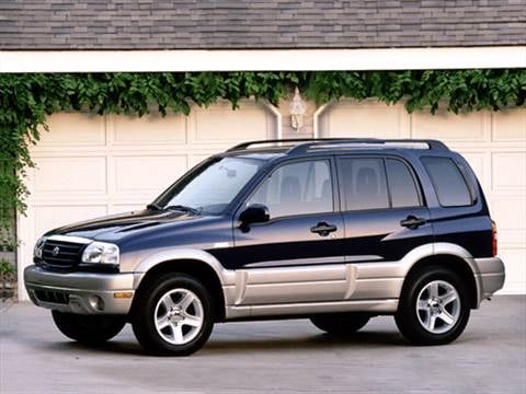 2001 Suzuki Grand Vitara | Pricing, Ratings & Reviews | Kelley Blue