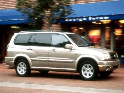 2001 Suzuki XL-7 | Pricing, Ratings & Reviews | Kelley Blue Book
