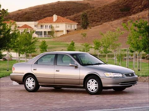 2001 Toyota Camry XLE Sedan 4D  photo