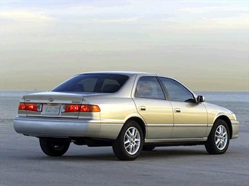 Toyota Camry Kelley Blue Book - 2001 camry