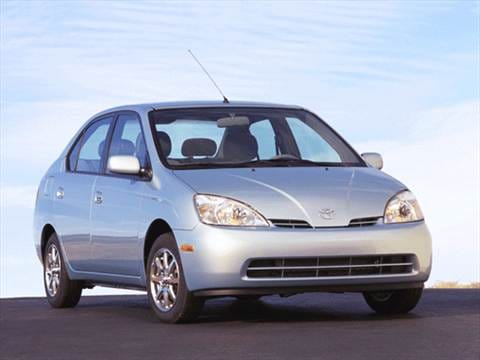 2001 Toyota Prius 42 Mpg Combined