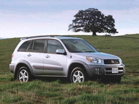 2001 Toyota RAV4 Sport Utility 4D  photo
