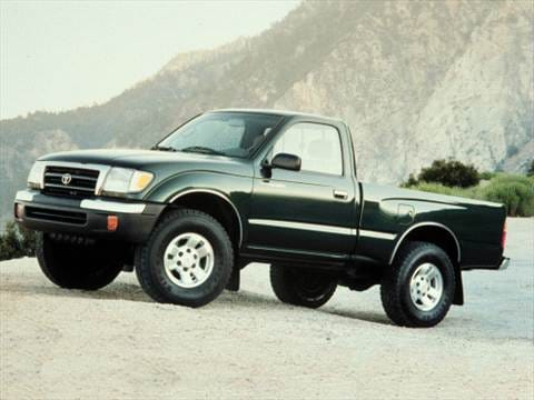 2001 Toyota Tacoma Regular Cab Short Bed  photo